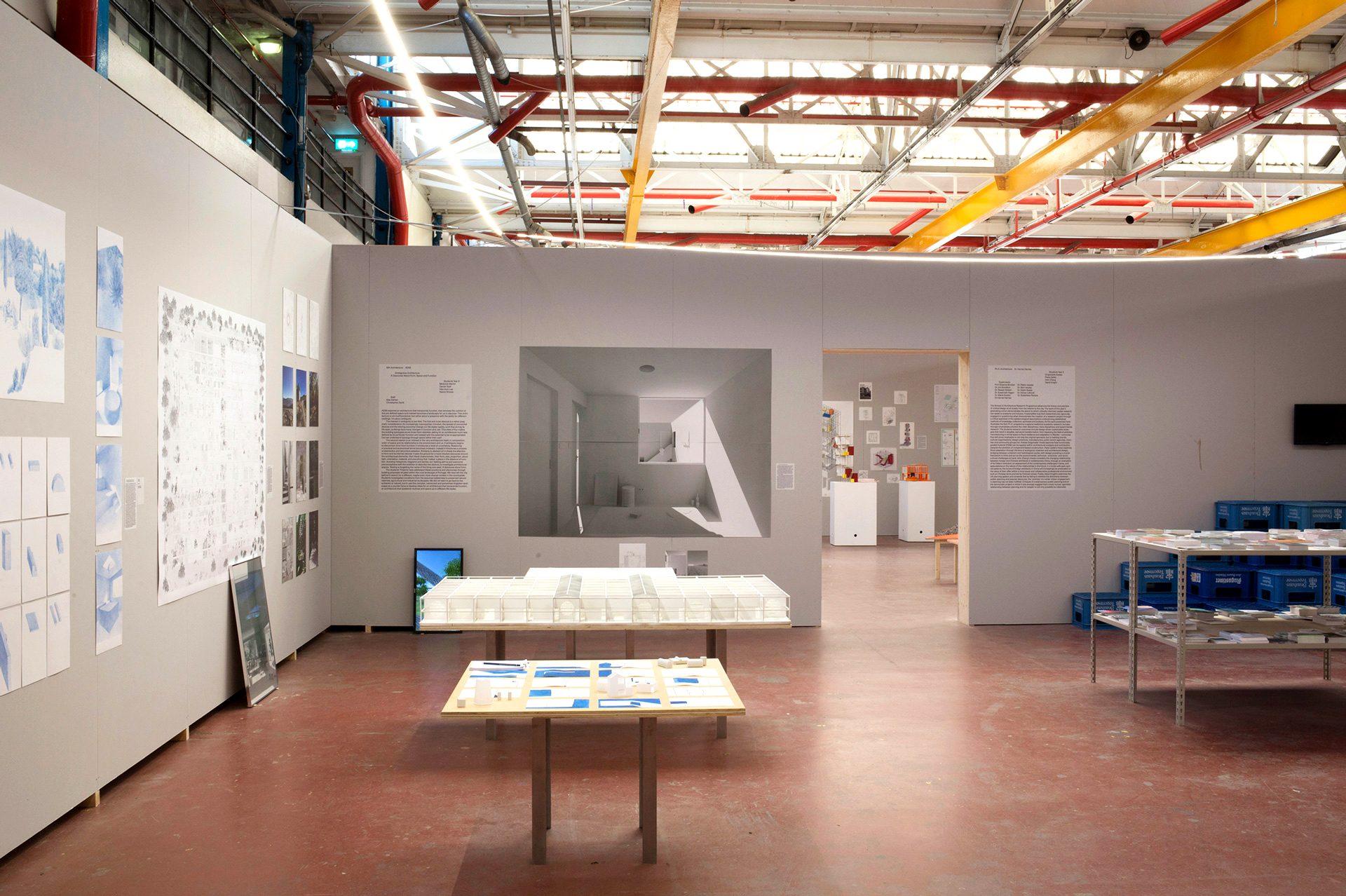 The Royal College of Art SoA Degree Show 2018 was an unmissable exhibition. Click to view how WFM helped support clients.