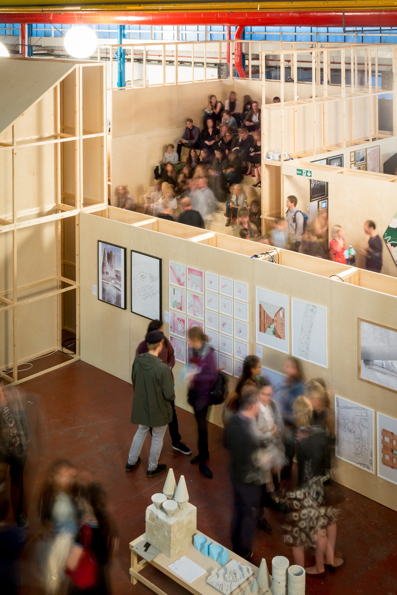 The Royal College of Art SoA Degree Show 2017 was an unmissable exhibition. Click to view how WFM helped support clients.