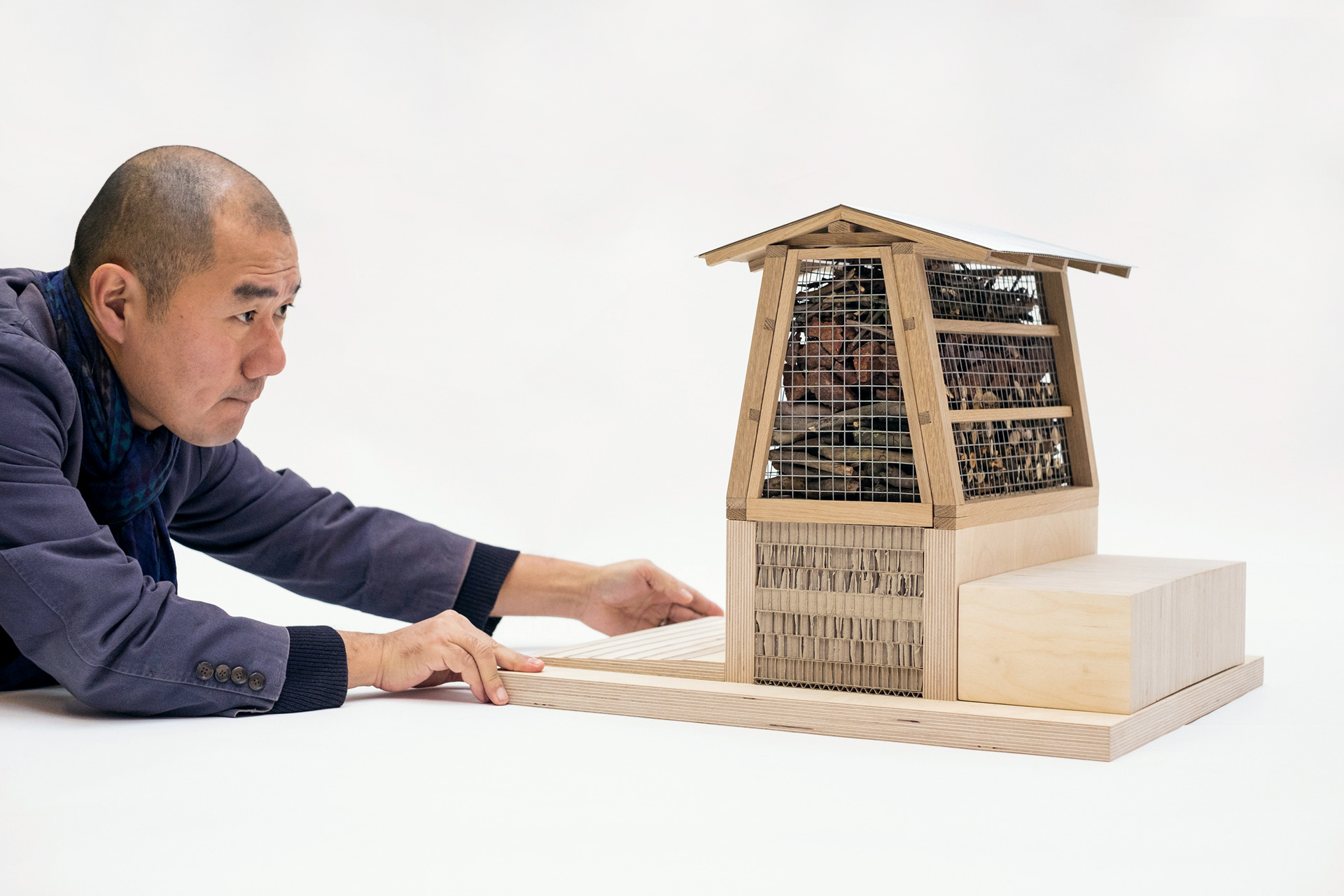 Miniature architectural models will help you see the bigger picture. Hayatsu Architects needed a scale model. Click to find out more.
